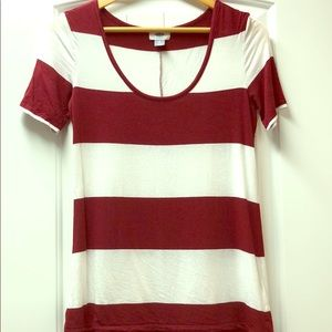 Old Navy | Jersey Striped Top